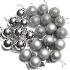 W6 24x Christmas Tree Decor Ball Bauble Hanging Xmas Party O