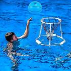 Water Pool Basketball - Kids Indoor - 8 Inch Diameter - Soft