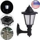 Waterproof Solar Power Outdoor LED Wall Light Landscape Moun