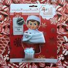 White Capelet Elf on the Shelf Warm Winter Clothes Christmas
