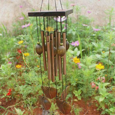 Decorative Hanging 6 Tubes Yard Garden