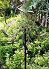 Kinetic Garden Wind Spinner Yard Decor Windmill Outdoor Meta
