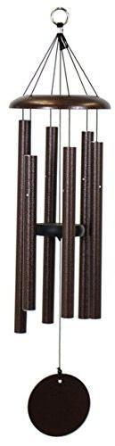 Corinthian Bells 29-inch Windchime, Copper Vein