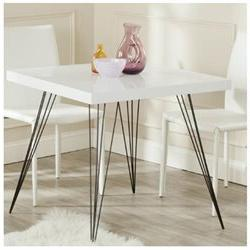 Wolcott Accent Table, White