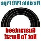 1 Inch x 25 Foot Flexible PVC Pipe Hose Ponds