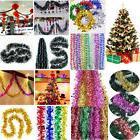 Xmas Christmas Tree Ornament Hanging Ribbon Ribbon Garland P