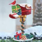 Yard Christmas Presents Stake Xmas Garden Decoration Giftbox