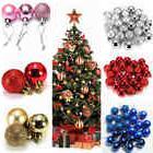 24 pcs 3cm New Year Christmas Baubles Xmas Tree Ornament Bal