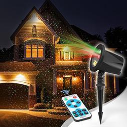 Laser Christmas Lights, InnooLight Outdoor Christmas Laser L