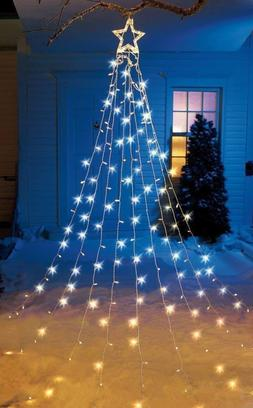 Outdoor Christmas Yard Decorations Lawn Holiday Xmas Tree St