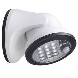 Light It! By Fulcrum, 12-LED Motion Sensor Security Light, W