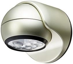 Light It! By Fulcrum, 6-LED Motion Sensor Security Light, Wi
