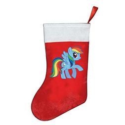 Benntoyo My Lit-tle Po-ny Christmas Stockings Kids Children