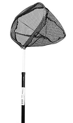 Little Giant Telescoping Fish Net with Bumper