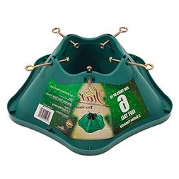 Star Live Christmas Tree Stand Made in USA, For Trees Up to