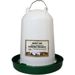Harris Farms Llc Pet 4221 3.5 Gallon Plastic Poultry Water F