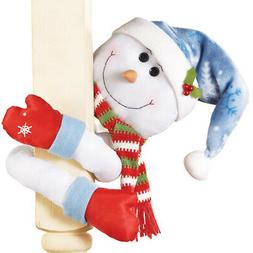 Lovable Snowman Hugger With Poseable Arms, by Collections Et