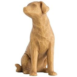 Willow Tree Love My Dog  Figure by Susan Lordi #27682