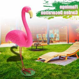 M Size 31x10.5x40cm Pink <font><b>Flamingo</b></font> Orname