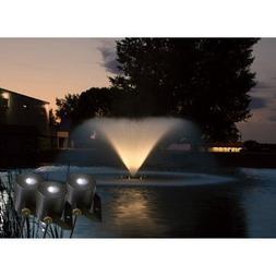 Kasco Marine LED3125100 LED Fountaing Lighting Kit with 3 Fi