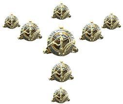 Maritime Collectible Sundial Compass Vintage Navigational Co