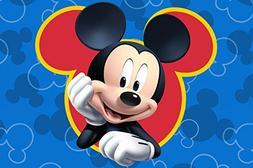 """Disney New Memory Foam Mat 15.7""""x23.5"""""""