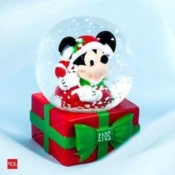 Mickey Mouse 2013 JC Penny's Snow Globe