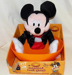 mickey mouse halloween animated candy