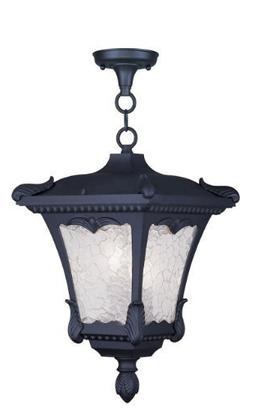 Livex Lighting 7989-04 Millstone 3-Light Outdoor Chain Hang,