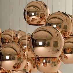 Lightinthebox Mini Globe Pendant, 1 Light, Minimalist Metal
