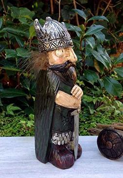 Miniature Dollhouse Fairy Garden ~ Viking Village Large Figu