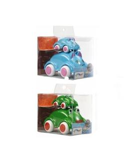 Viking Toys Mom & Baby Animals Cute Cars Two Sets - 81050