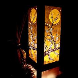 Moon Sakura Table Lamp Lighting Shades Floor Desk Outdoor To