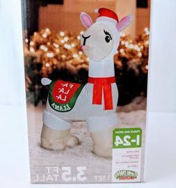 NEW Holiday Time Inflatable Llama 3.5 Feet Tall Yard Decorat