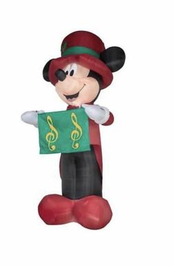 New!! Disney Mickey Mouse Colossal Airblown  14.5 Ft Christm