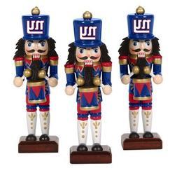 New York Giants Nutcracker Ornaments 3pk NFL Football Fan Sh