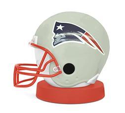 NFL New England Patriots 3D Helmet Lamp, Grey