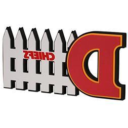 Maurice Sporting Goods NFL Kansas City Chiefs 3D Foam D-Fenc