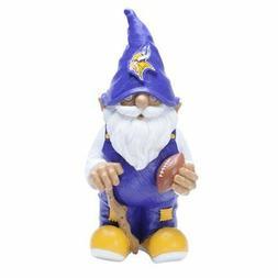 NFL Team Gnome Collectibles Minnesota Vikings Garden Statue