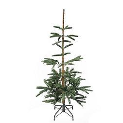 4.5' Noble Fir Layered Artificial Christmas Tree - Unlit