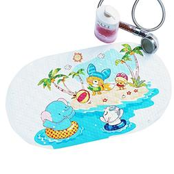 Baby Non-Slip Bath Bathtub and Shower Mat for Baby Kid's,Ant