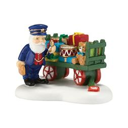 Department 56 North Pole Village Christmas Toys on Schedule