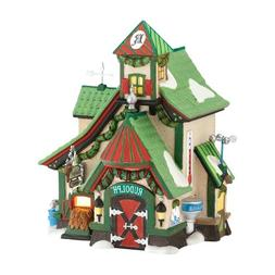 Department 56 North Pole Series Village The Reindeer Stables