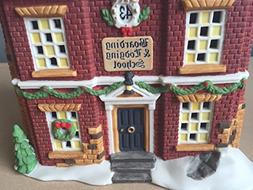 Department 56 North Pole Village Augies Christmas Carols Lit