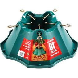 Jack-Post Oasis Christmas Tree Stand, for Trees Up to 10-Fee