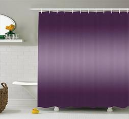 Ambesonne Ombre Shower Curtain, Hollywood Theater Inspired P
