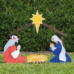 Outdoor Nativity Store Holy Family Outdoor Nativity Set