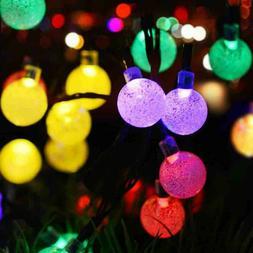 Outdoor String Lights Wedding Yard Garden Festivals Decor 30
