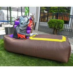 ALEKO Outdoor Yard Decor Halloween Inflatable Decoration Vam