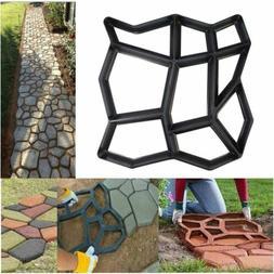Path Maker Driveway Walk Paving Pavement Mold Patio Concrete